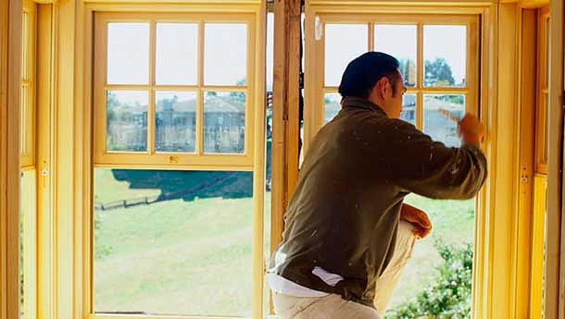 Как из старого окна сделать новое