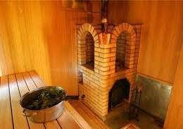Печь — сердце русской бани