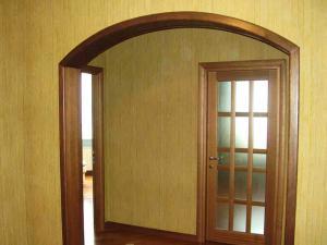 Арки, стенные ниши, двери