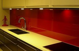 Материалы для кухонного фартука