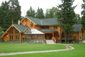 Дом из дерева – недорогой, но качественный дом