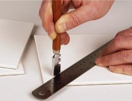 Как порезать керамогранитную плитку