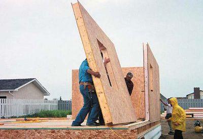 Какие технологии строительства называют быстровозводимыми
