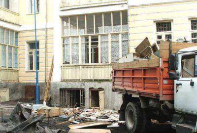 Очистка всей квартиры и вывоз на утилизацию