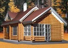 Строительство деревянного дома. Выдержка и сушка