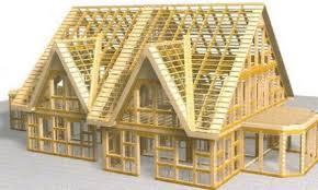 Строительство дома по каркасно–рамочной технологии