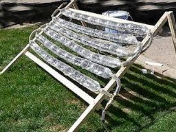 Как сделать солнечный коллектор для дома своими руками