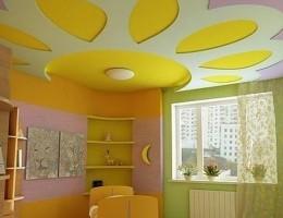 Натяжные потолки — лучшее решение для современного интерьера