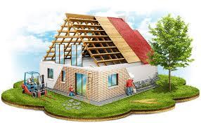 Строительство домов: прибыльно и надежно.