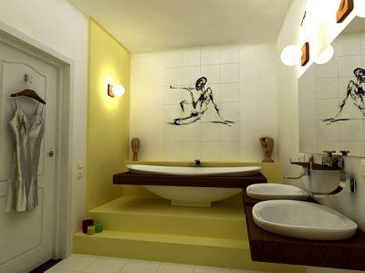 Как сделать современный ремонт в собственной ванной комнате?