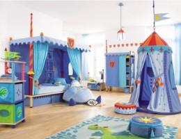 Ремонт детской комнаты: насколько нужно уходить в сказку?