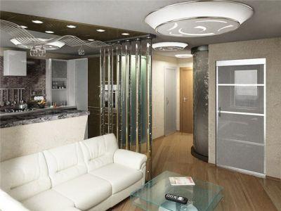 Как отремонтировать однокомнатную квартиру