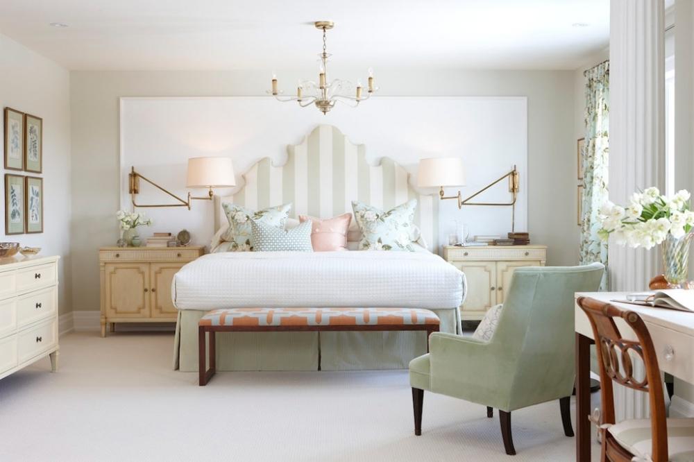 Полезные мелочи для интерьера спальни