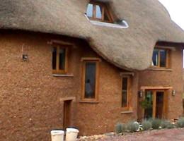 Как построить дом из самана своими руками