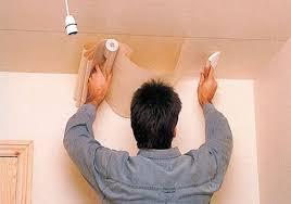 Ремонт на даче: как наклеить обои