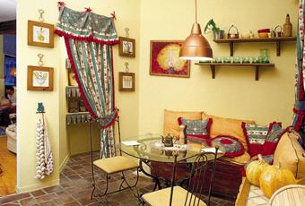 Кантри-идеи для вашей кухни