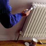 Как и чем покрасить радиатор отопления