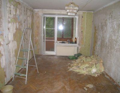 С чего начать ремонт в маленькой квартире?