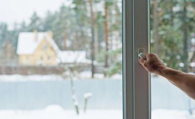 Как подготовить окна ПВХ к зиме