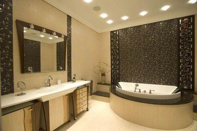 Освещение для ванной
