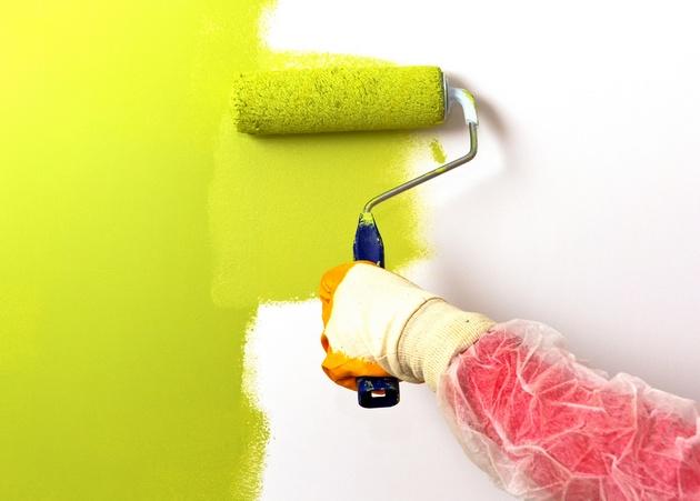 Подготовка бетонных поверхностей к покраске