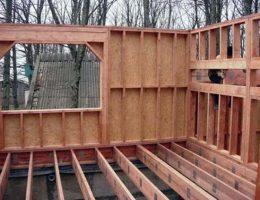 Вспомогательные материалы для строительства бани: виды, описание , применение