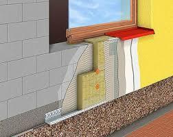 Как сделать теплоизоляцию фасада