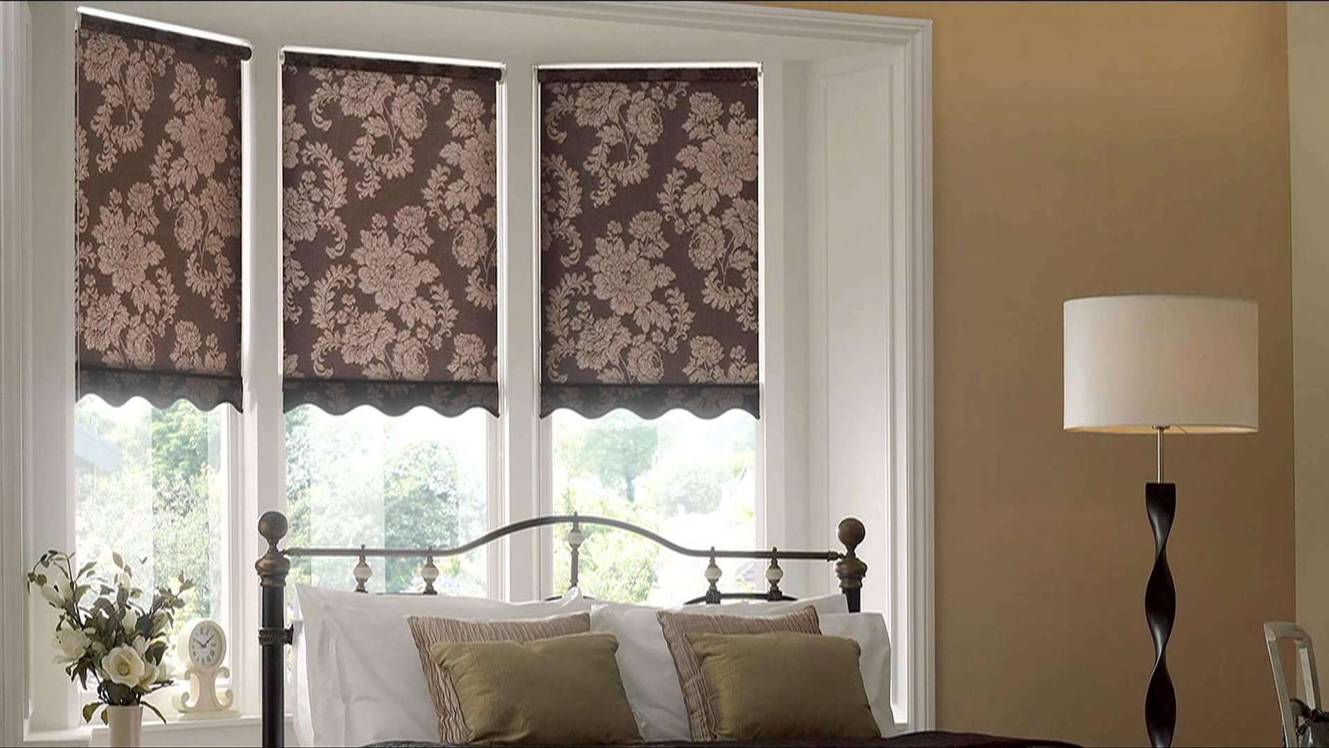 Как правильно подобрать рулонные шторы?