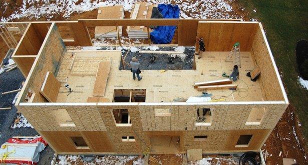 Канадская технология строительства