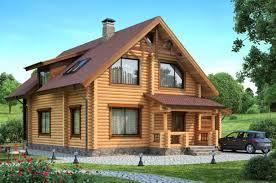 Дома из оцилиндрованного бревна: некоторые нюансы строительства