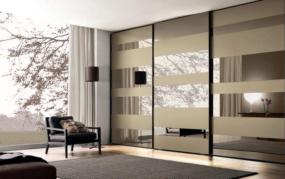 Шкафы купе – отражение эстетики и практичности