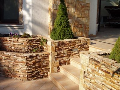 Натуральные материалы из камня
