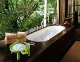 Дизайнерские стили для ванной комнаты