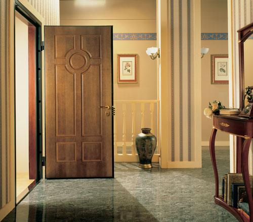 Критерии выбора входных дверей