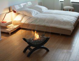 Тепло и уют в доме создадут биокамины