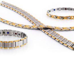 Магнитные браслеты и их польза