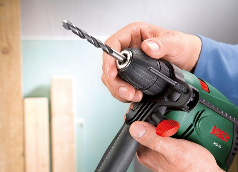 Электродрель: универсальный инструмент для домашнего пользования