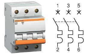 Автоматический выключатель: монтаж и принцип работы прибора
