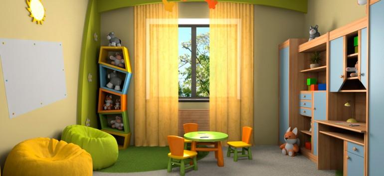 Выбор мебели в комнату