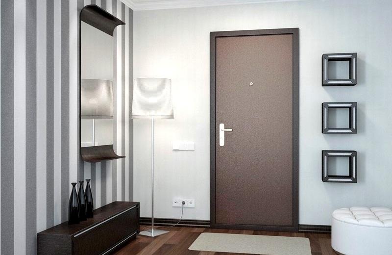 Входная металлическая дверь: правила выбора