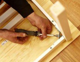 Переезд: мебель, собранная своими руками, или услуги по её сборке