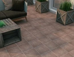 Особенности плитки из керамического гранита