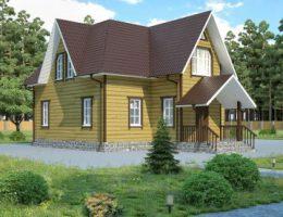 Как выбрать каркасный дом