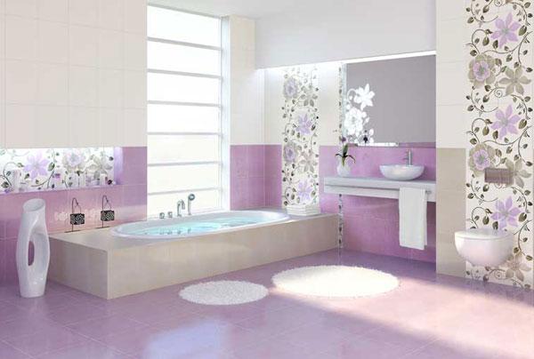 Украшаем ванную комнату