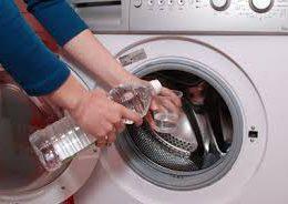 Как почистить стиральную машинку от накипи