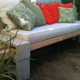 Восстанавливаем садовую мебель