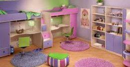 Детская комната для двоих обитателей