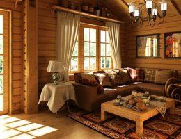 Характерные черты ремонта дачного дома