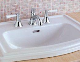 Выбираем стильную раковину в ванную комнату