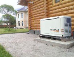Газовые генераторы: особенности установки